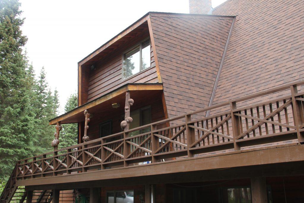 Main House Side