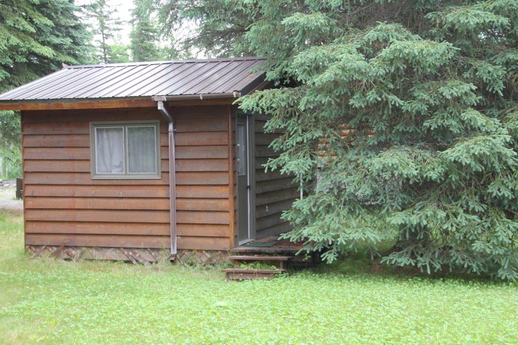Private Cabin Exterior